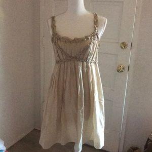 Cream Limited Edition Leon Max Dress